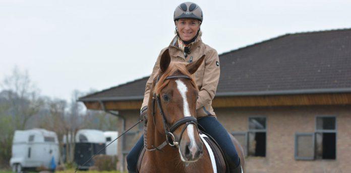 Ingrid Klimke Traversale lernen