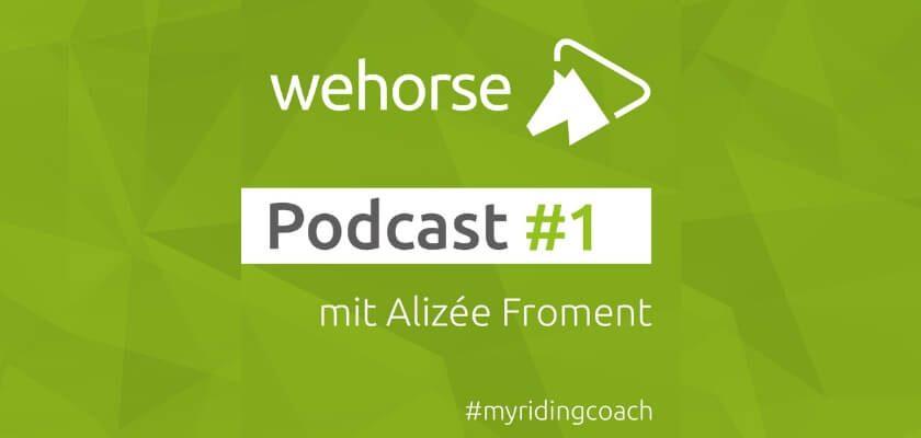 Podcast Alizé Froment
