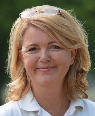 Dressurausbilderin-Britta-Schöffmann