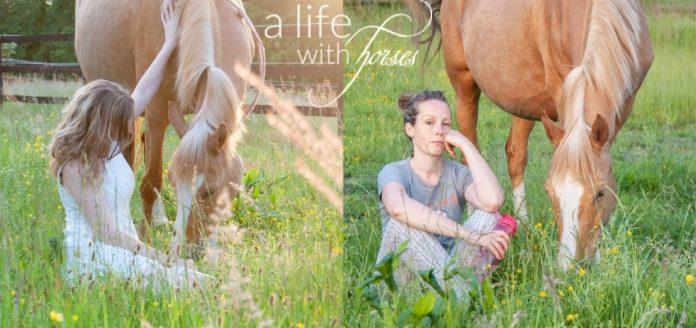 Pferdefotografie Reiterinnen