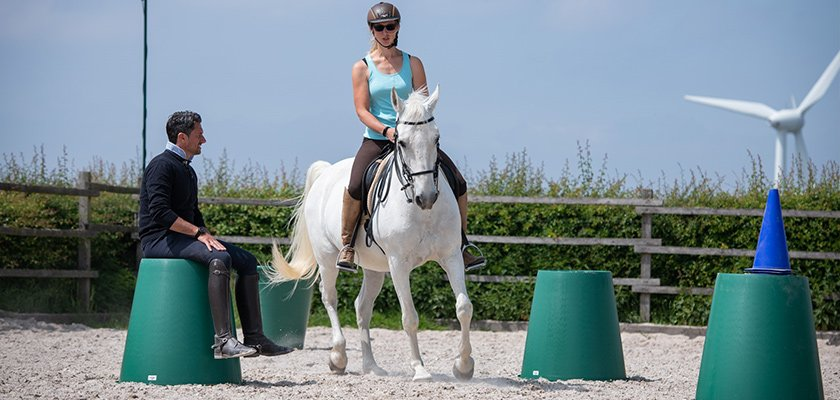 Working Equitation Tonnen