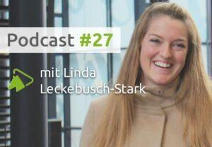 Linda Leckebusch-Stark podcast