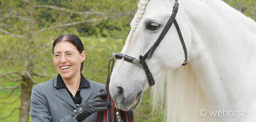 Anja Beran ist Expertin im Thema Geraderichtung