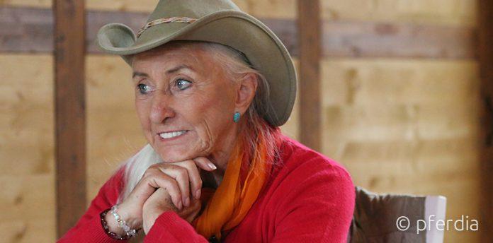 Portraitfoto von Linda Tellington-Jones