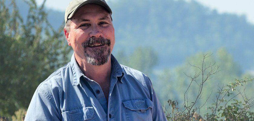Portraitfoto Jim Masterson