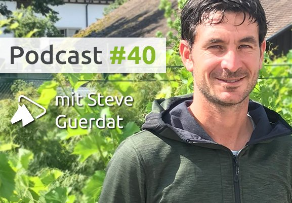 Steve Guerdat, Weltranglistenerster im Springreiten, im wehorse-Podcast