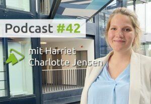 Harriet Charlotte Jensen im wehorse-Podcast