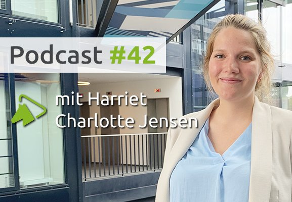Harriet Charlotte Jensen im wehorse-Podcast