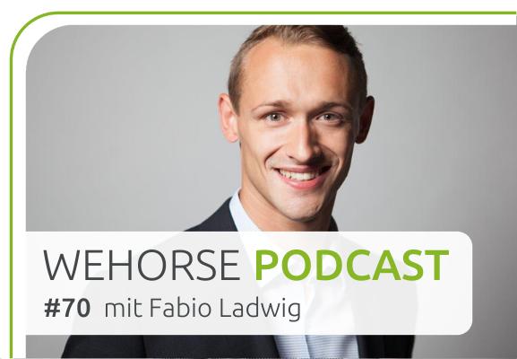 wehorse-Podcast mit Fabio Ladwig