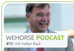 wehorse-Podcast mit Volker Raulf