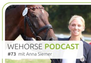 Anna Siemer im wehorse-Podcast