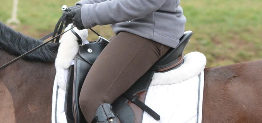 Der Reitersitz