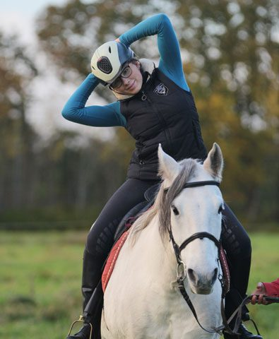 Fitness-mit-dem-Pferd
